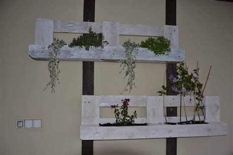 hanging wall planter hanging pallet wall planters