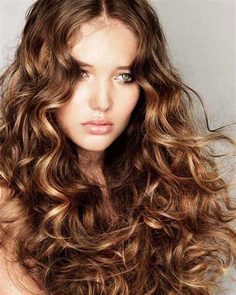 hairstyles for curly hair highlights 2016 caramel highlights for long hair hairstyles 2017