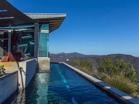 houses in malibu the glass house in malibu california