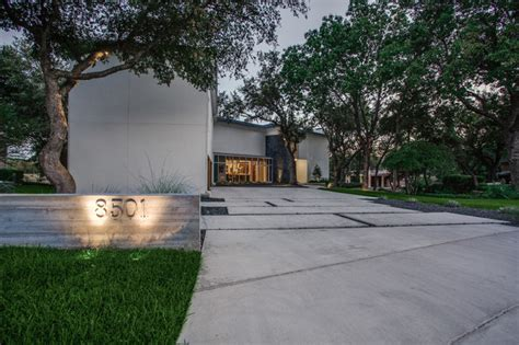 Landscape Architect Fort Worth Tx Modern Lake Retreat Luxury Landscaping And Outdoor