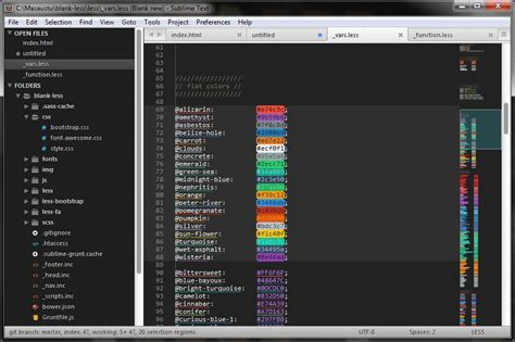theme sublime text 3 php 22 самых полезных плагина для веб разработки в sublime