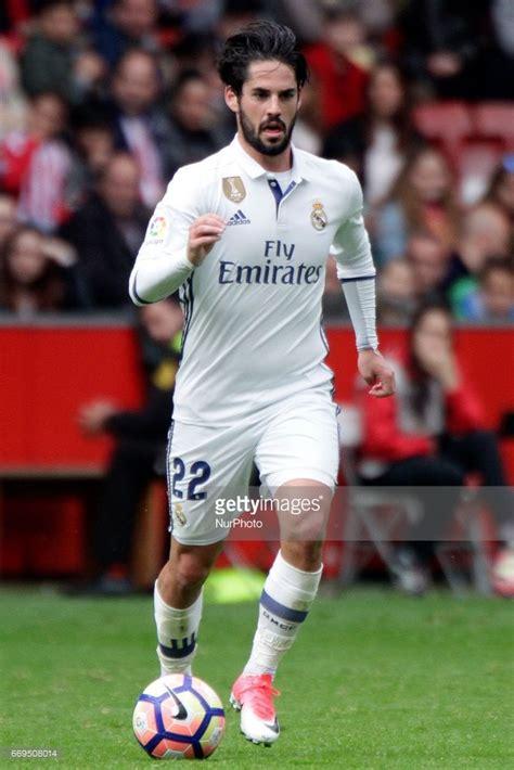 francisco quot isco quot midfielder of real madrid 22