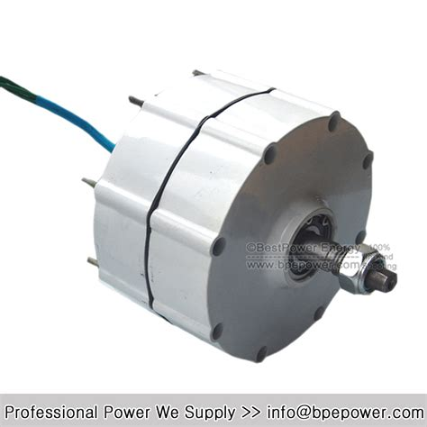 sael 600w ac12v 24v permanent magnet alternator