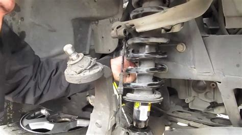 replacing struts and coils on a trailblazer part 1 youtube replacing struts and coils on a trailblazer part 1 youtube