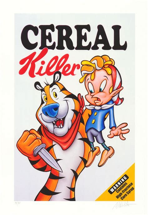 Cereal Killer cereal killer cereal serial killer cereal