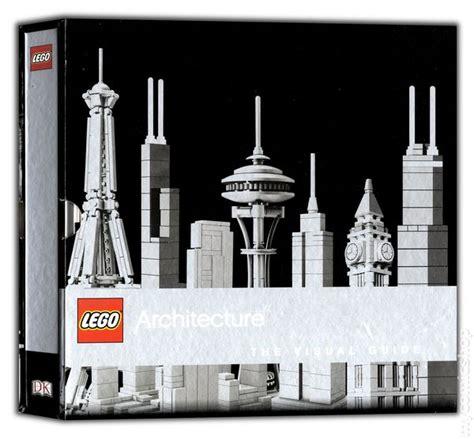 The Lego Architect Ebooke Book lego architecture the visual guide hc 2014 dk comic books