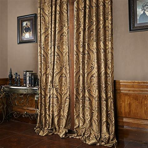 quality curtains and drapes iyuegou classic floral pattern high quality jacqaurd