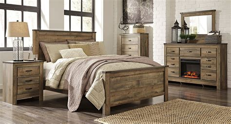 Trinell Bedroom Set by Trinell Panel Bedroom Set Signature Design By
