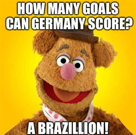Brazil Meme - 25 incredibly cruel but funny brazil vs germany memes and
