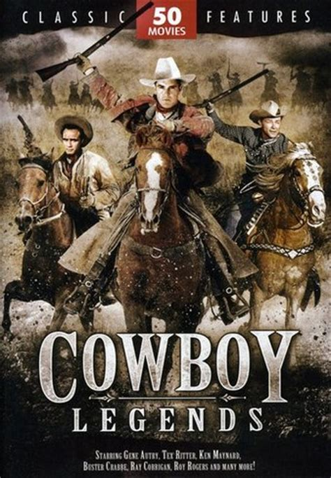 cowboy film collection cowboy legends 50 movie collection 12 dvd 2008