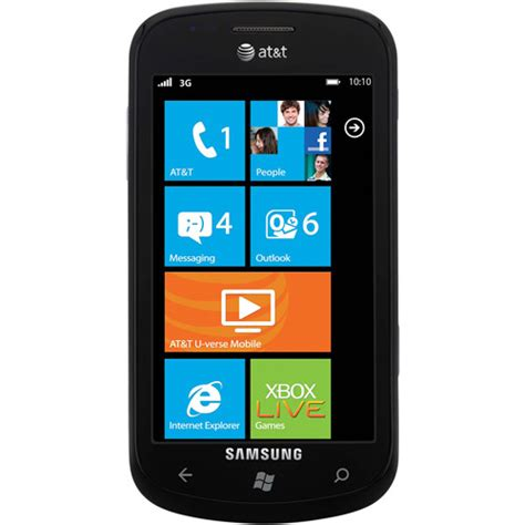 unlocked gsm phone samsung focus i917 gsm cell phone black unlocked by samsung