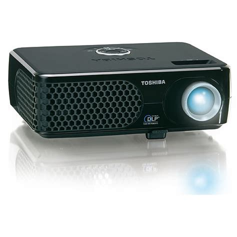 Proyektor Toshiba toshiba tdp xp1u ultra portable dlp projector tdp xp1u b h photo