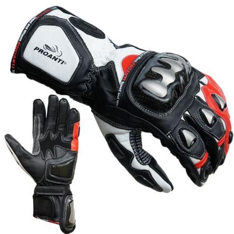 Motorradhandschuhe Pflege by Motorradhandschuhe Proanti 174 Racing Pro Motorrad Handschuhe