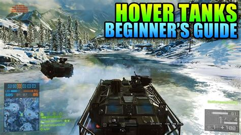 all about bf4 stand battlefield 4 battlefield 4 hover tank guide bf4 stand gameplay