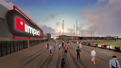 new years rosemont new rosemont baseball stadium to be called impact field