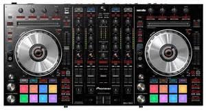 dj pioneer decks pioneer ddj sx2 serato flip 4 deck dj controller pssl
