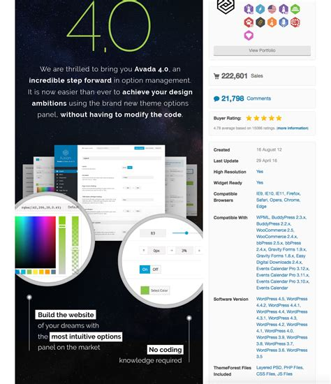 avada theme guide a guide to marketing creative products envato forums