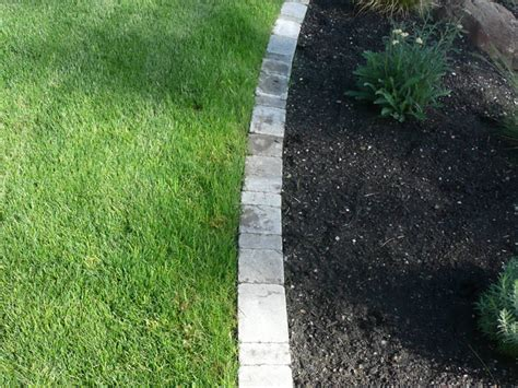 Landscape Edging With Pavers Idaho Classic Special Additions Landscaping Llc