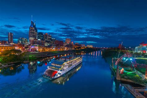 nashville boat tours best outdoor activities to do in nashville on vacation