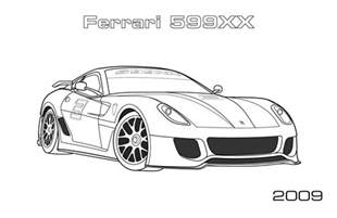 car color coloring pages coloring pages