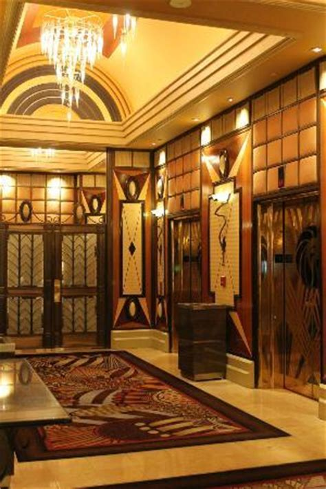 elevator lobby picture of mgm grand hotel and casino