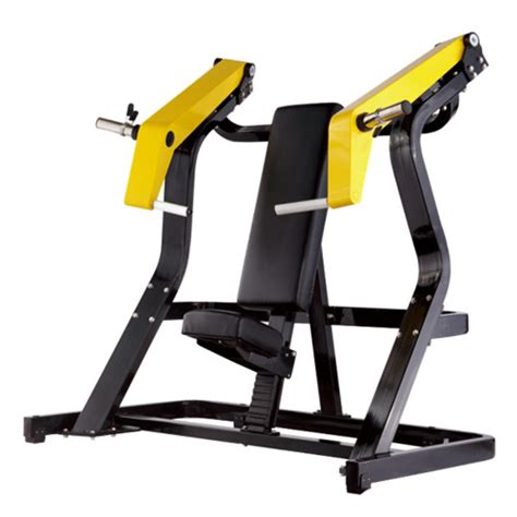 Incline Machine by Bft1005 Plate Loaded Seated Incline Chest Press Hammer
