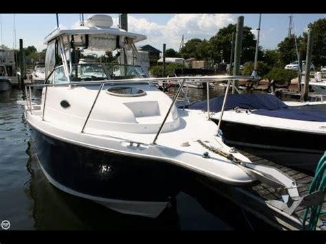 boats unlimited wakefield sold used 2004 seaswirl 2601 wa in wakefield rhode