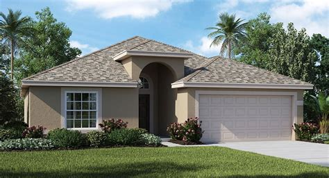 Floor Plans Of Houses For Sale by Ballentrae New Home Community Riverview Tampa Florida