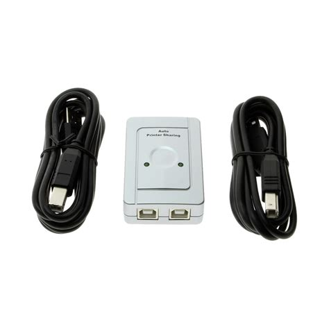 Autoswitch 1 2 Printer Usb 2 port usb 2 0 switch auto switch 2 pc s to 1 device