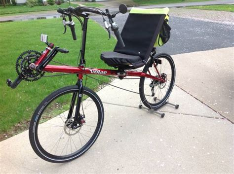 Most Comfortable Recumbent Bike by Clbot Cl Volae Expedition Recumbent Bike Hibbing 1200