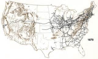 map of railroads railroad net view topic maps showing growth and