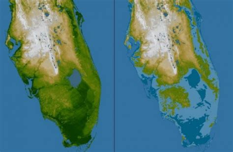 florida climate change map paul douglas weather column into saturday timing