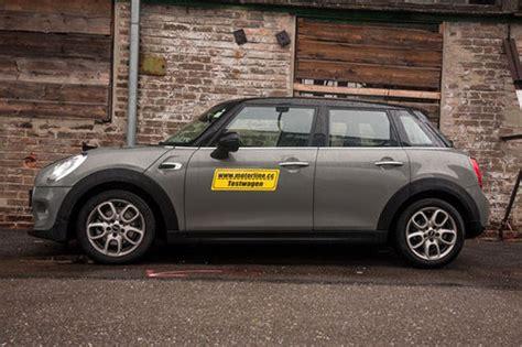 Mini Cooper 5 Türer Preis by Mini Cooper 1 5 Aut 5 T 252 Rer Im Test Autotests