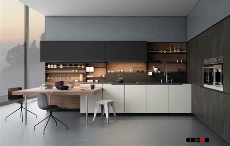 sleek kitchen design 20 sleek kitchen designs with a beautiful simplicity