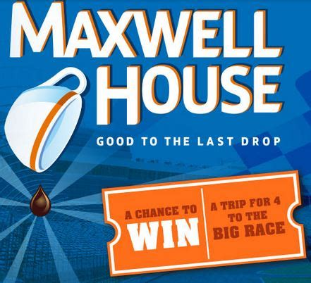 Instant Win Sweepstakes And Giveaways - maxwell house prizes sweepstakes and instant win game