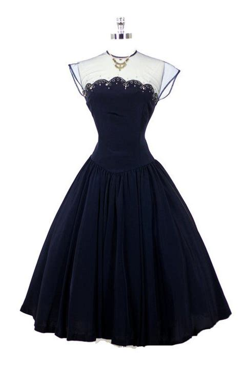Kemeja Chanel By Ika Collection 17 best ideas about vintage 1950s dresses on