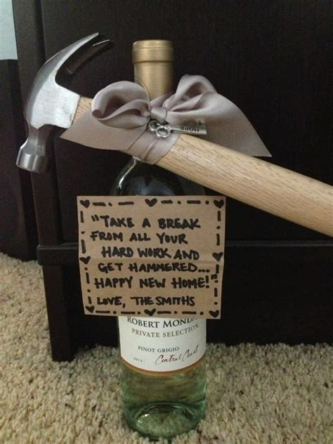 Fun Housewarming Gifts funny housewarming gift home diy pinterest