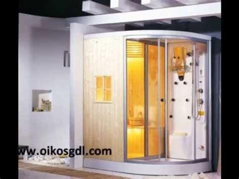 cabinas bano  hidromasaje vapor castel oikos design youtube