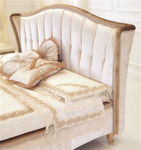 double bed padded headboard upholstered double bed with upholstered headboard rose by
