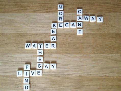 spell scrabble words a spelling word focusing on vowel sounds