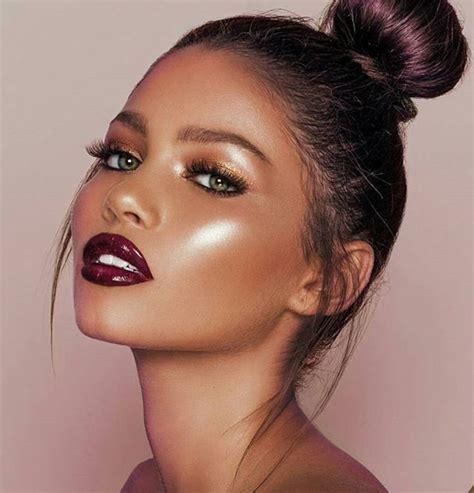 Does Lipstick emilyplumacher makeup looks makeup and hair makeup