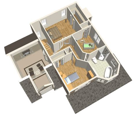 home design 3d ipad 2nd floor ideal family home plan 80651pm 2nd floor master suite