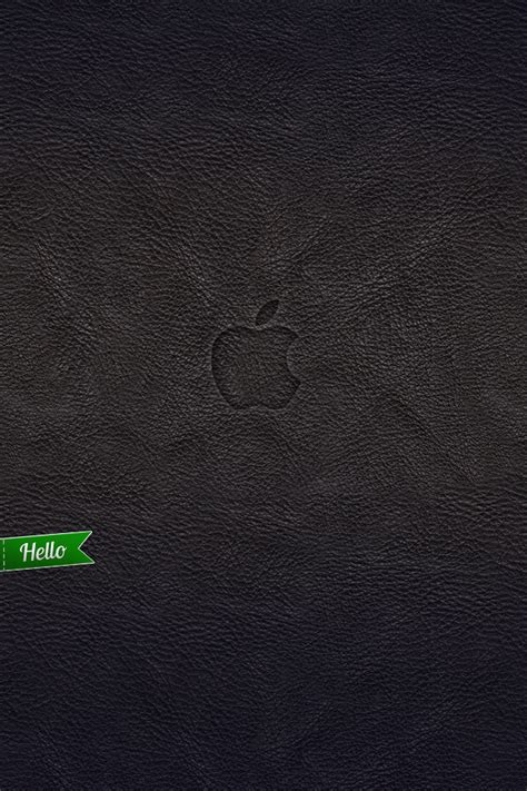 wallpaper apple leather best iphone wallpapers premiumcoding