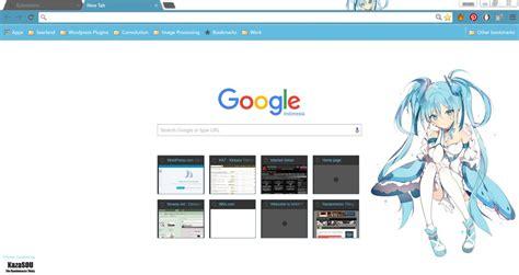 download theme google chrome vocaloid vocalova hatsune miku google chrome theme 2