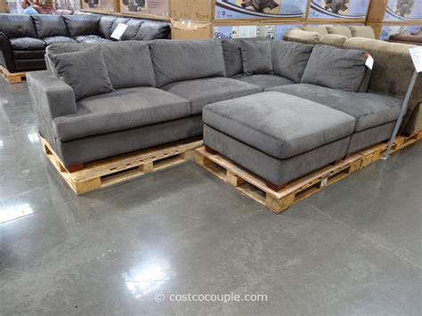 Pulaski Springfield Power Reclining Sectional by Pulaski Springfield Power Reclining Sectional Sofas Costco