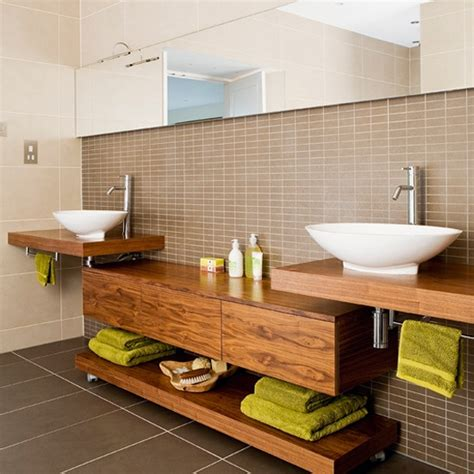 bathroom in the woods wood in your bathroom why not