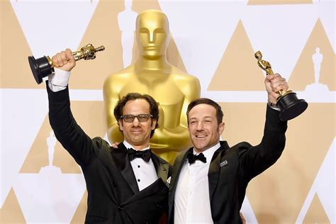 Who Won Best Picture 2018