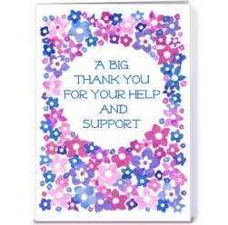 thank you for your help cards image mag