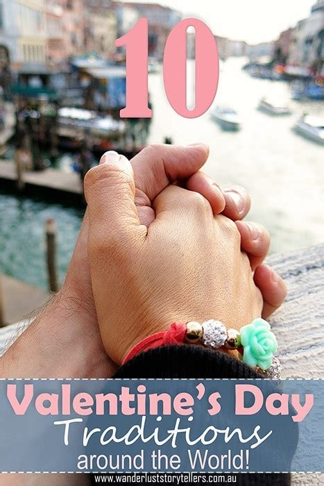 valentines traditions 10 s day traditions all around the world