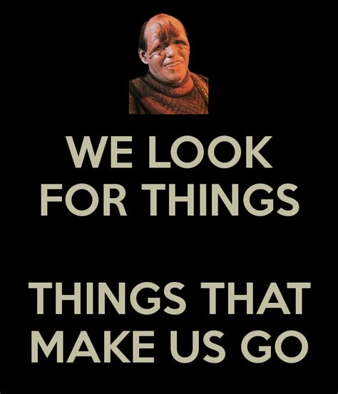 Go On Make Us Your Best by We Look For Things Things That Make Us Go Poster Eric